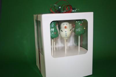 Shown here is the eight Cake Pop Gift Box. & Cake Pops Aboutintivar.Com